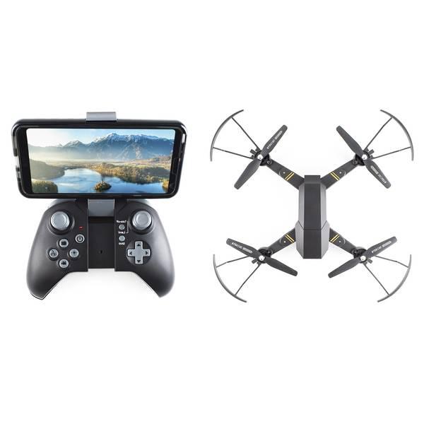 Cetus drone | Last places