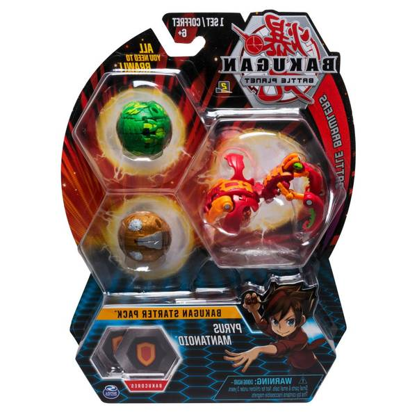 Bakugan shun | Test & Rating